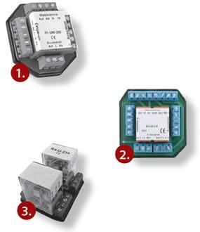 Relais, Schalter, Stromkreis
